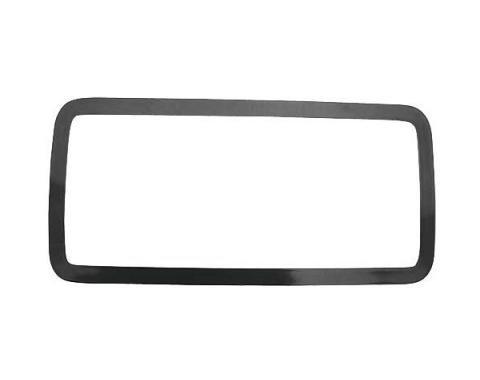 Daniel Carpenter Outside Door Handle Pad - Black Rubber D1AZ-6522428