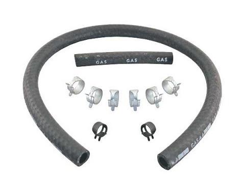 Fuel Line Connecting Hose Kit - For 3/8 Fuel Line