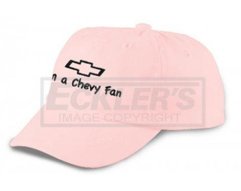 """""""I'm a Chevy Fan"""" Toddler Hat, For Babies 6 Months - 2 Years Old"""