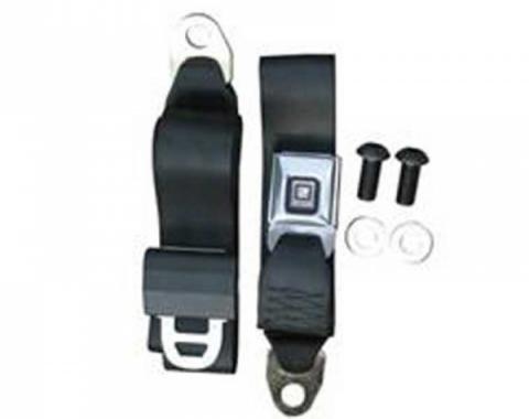 Morris Classic Concepts Lap Belt With GM Buckle, 1958-1979