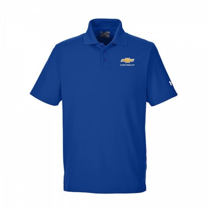 Chevrolet Under Armour Performance Polo - Royal