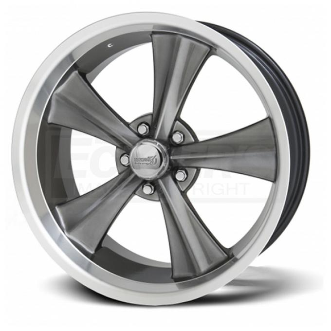 Chevy or Gmc Hyper Shot Booster Wheel, 17x7, 5x5 Pattern,1967-1987