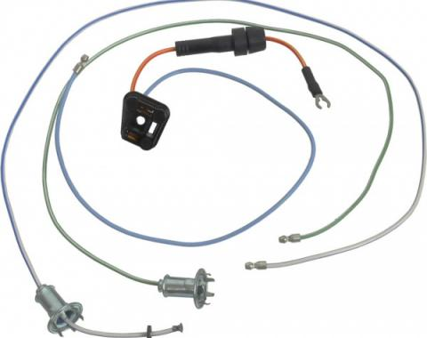 Ford Pickup Truck Turn Signal Flasher Wire - PVC Wire - 29 Long - Without Flasher Or Switch
