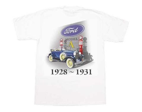 MAC Wear T-shirt - 1928-1931 Model A - Choose Your Size