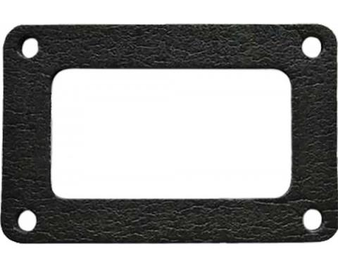 Chevy Heater Plate Gasket, Control Valve, Block Off, 1949-1954