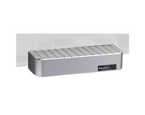 BumpStep®, For 2'' Receivers, Billet, WeatherTech®