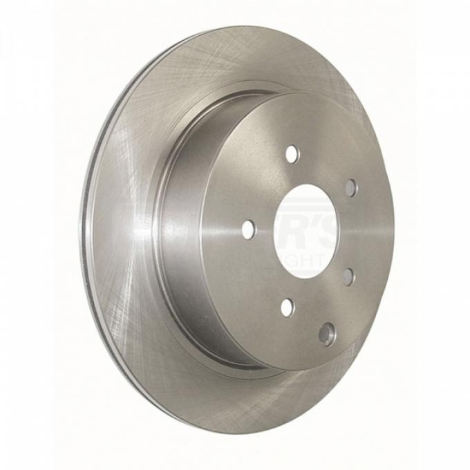 Chevy Or GMC Truck, Disc Brake Rotor, Standard Cab, 2WD, 1988-1991