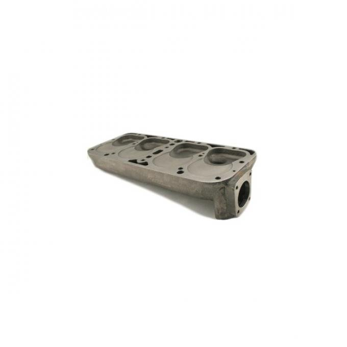 High Compression Head - Police Style - Cast Iron - 6 To 1 -With 152cc Chambers - 4 Cylinder Ford Model B