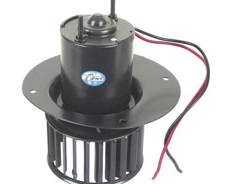 Heater Blower Motor & Fan - Before Serial # K80,001