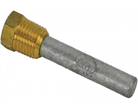 Chevy Cooling System Zinc Anode, 1949-1954