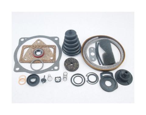 1957 Chevy Bendix Treadle-Vac Hydraulic Reaction Type Power Assist Major Repair Kit