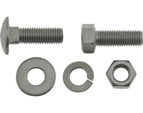 Running Board Bolt Kit - Ford Standard - 128 Pieces