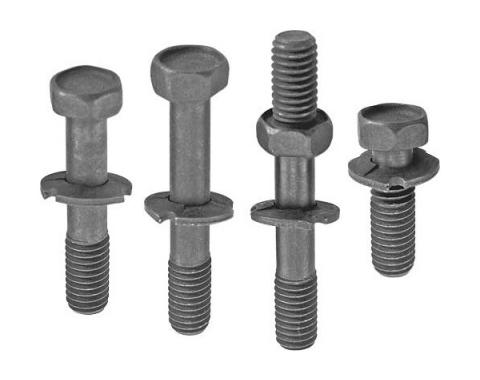 Ford Pickup Truck Exhaust Manifold Ramplok Bolt Set - 16 Pieces - 302 V8 Before Serial # 20,001