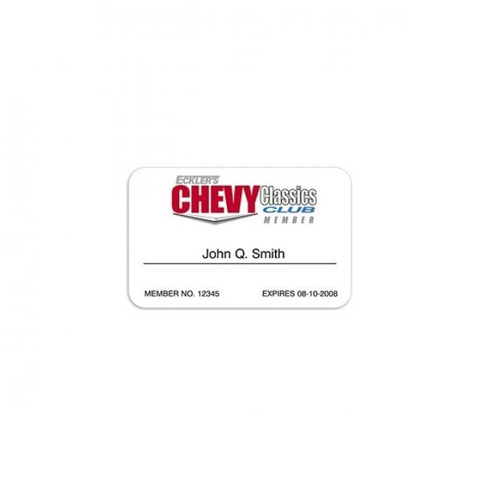 Chevy Classics Membership