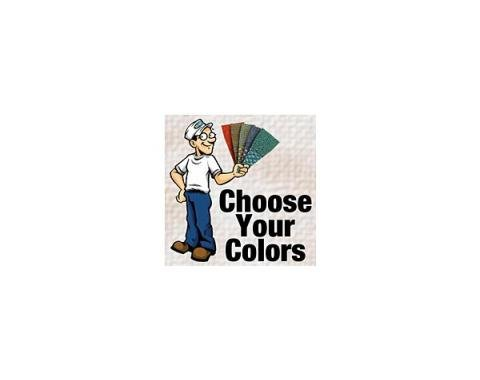 Ford Pickup Truck Cowl Kick Panels - Ford F100 - Ford F750 - Choose Your Color