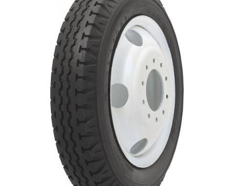 Model A Ford Truck Tire - 650 X 20 - Blackwall - Firestone Brand- AA Truck