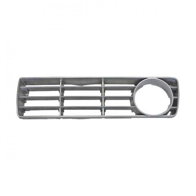 Ford Pickup Truck Grille Shell Insert - Left Side - Argent - F100 Thru F350