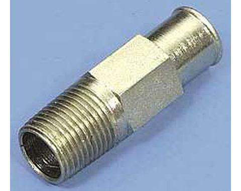 Chevy Or GMC Truck Heater Hose Nipple Fitting, 1955-1987