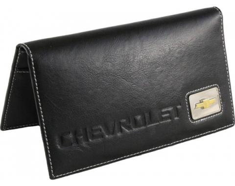 Chevy Checkbook Cover