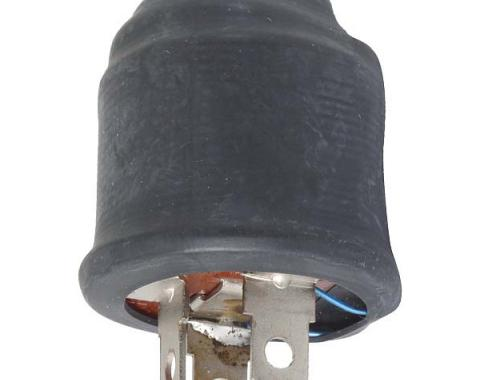 Turn Signal Beep Flasher - 12 Volt - 3 Prong Type - With Beep Reminder - Ford