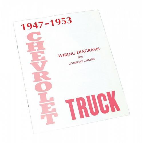 Chevy Truck Wiring Diagram  1947