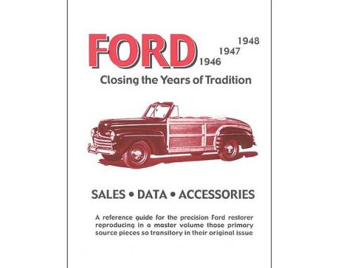 The Closing Years Of Tradition 1946-1948 - 96 Pages