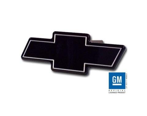 Chevy Or GMC Truck Billet Hitch Cover, Bowtie