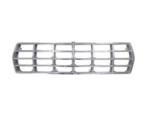 Ford Pickup Truck Grille Shell Insert - Chrome - F100 Thru F350