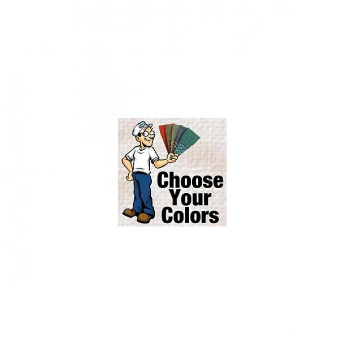 Closed Car Headliner Kit - Ford Sedan Coupe - Choose Your Color