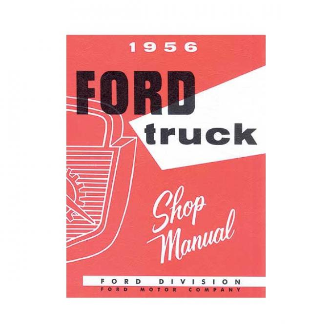 Truck Shop Manual - 432 Pages