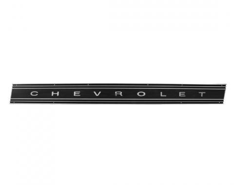 Trim Parts 69-72 Chevrolet and GMC Truck Tailgate Panel Assembly, Woodgrain, Each 9655