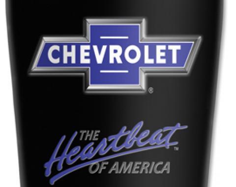 Mugzie® brand Travel Mug - Chevrolet Heartbeat of America Logo