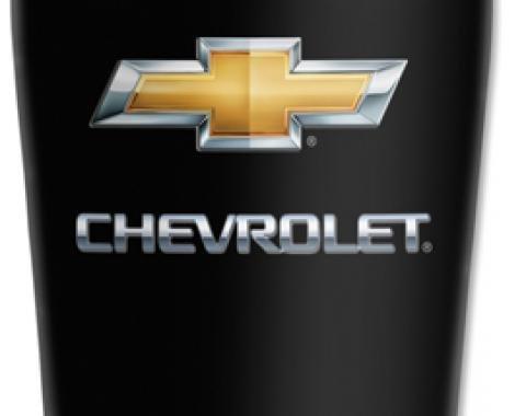 Mugzie® brand Travel Mug - Chevrolet Bowtie Logo