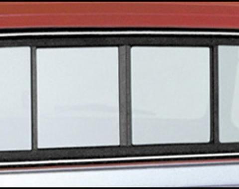 Chevy or GMC Truck Sliding Rear Window, Clear, 1973-1987