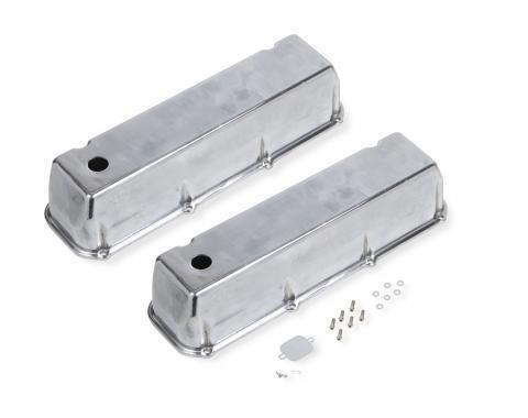 Mr. Gasket Aluminum Valve Cover 6873G