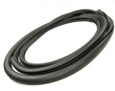 Precision Windshield Weatherstrip Seal Without Trim Groove WBL 407 GM