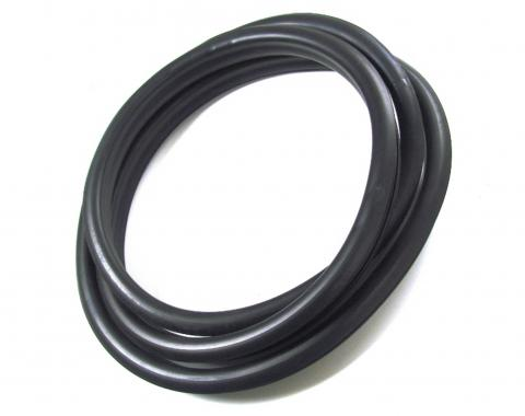 Precision Rear Window Weatherstrip Seal, Without Trim Groove WBL D1052