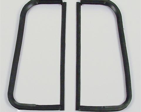 Precision Vent Glass Weatherstrip Seal Kit, Left and Right 4 Piece Kit VWK 1110 55