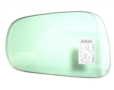 Precision Rear Corner Window Glass, Tempered Green, Left Hand BB0057 GTN