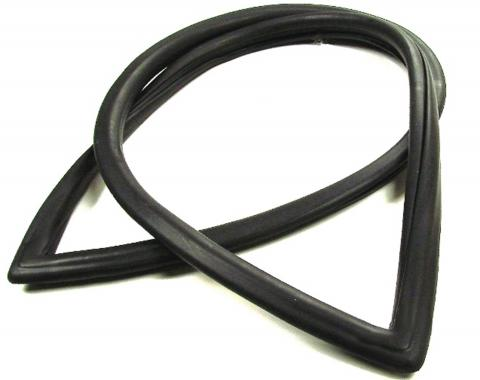 Precision Rear Window Weatherstrip Seal, Without Trim Groove WBL 1091 T