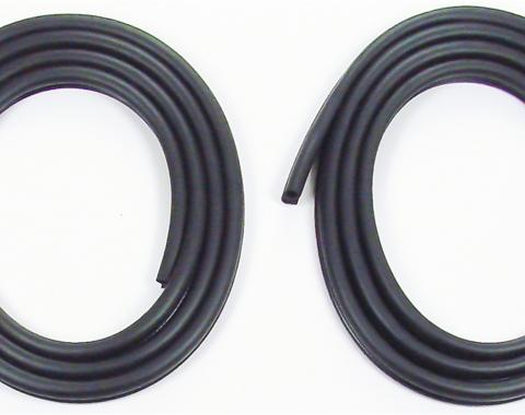 Precision Door Weatherstrip Seal Kit, Left and Right Hand, 2 Piece Kit DWP 1110 73