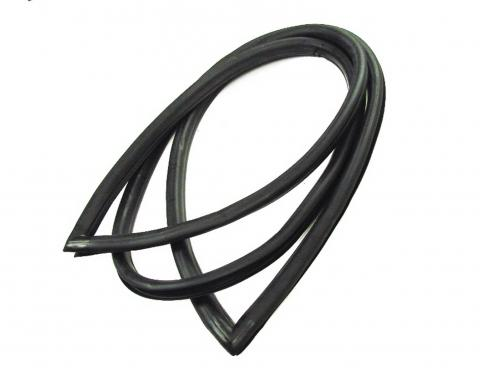 Precision Windshield Weatherstrip Seal Without Trim Groove WBL 685