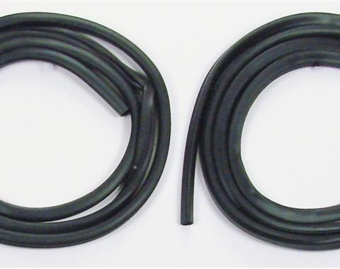 Precision Door Weatherstrip Seal Kit, Left and Right Hand, 2 Piece Kit DWP 1110 67