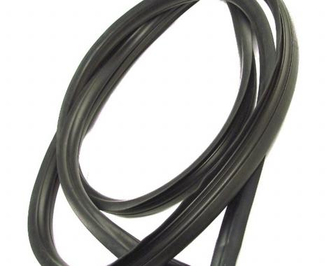 Precision Rear Window Weatherstrip Seal, Without Trim Groove WBL 1135