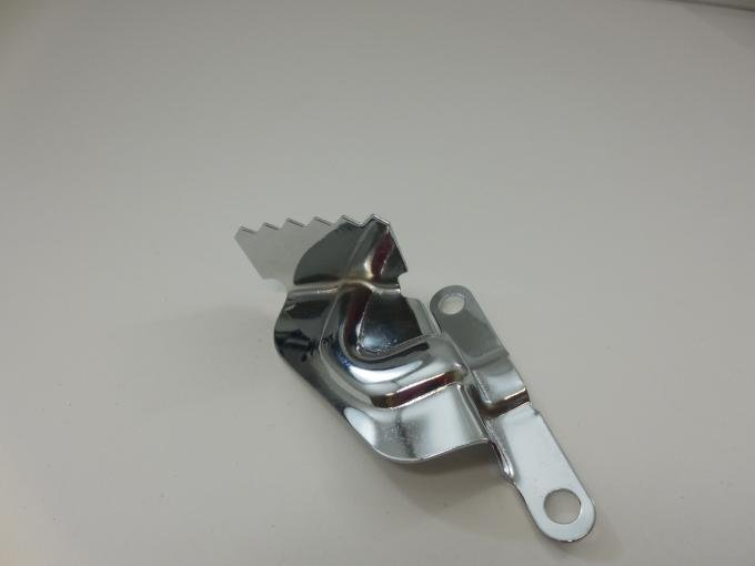 RPC Racing Power Company R4961, Timing Tab, For Use With Big Block Chevy, 8 Inch Harmonic Balancer, Chrome Plated, Steel