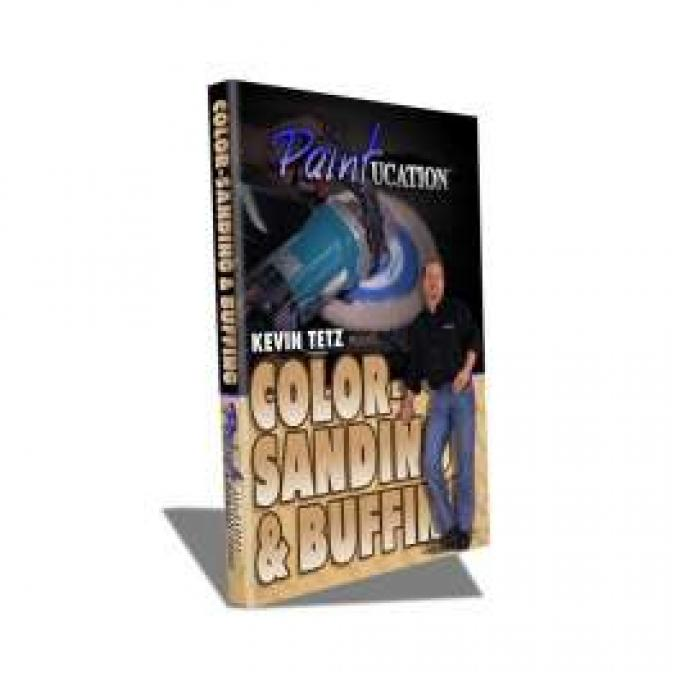 Color Sanding & Buffing DVD