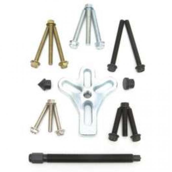 Heavy-Duty Harmonic Balancer Puller Tool