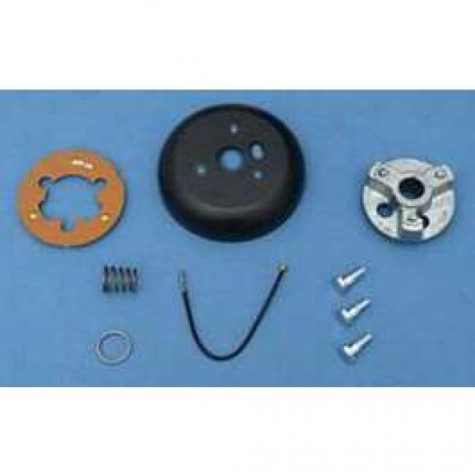 Chevy Steering Wheel Installation Kit, Grant, 1955-1957