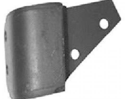 Chevy Motor Mount, With Manual Transmission, Rear, Left, 1955-1957