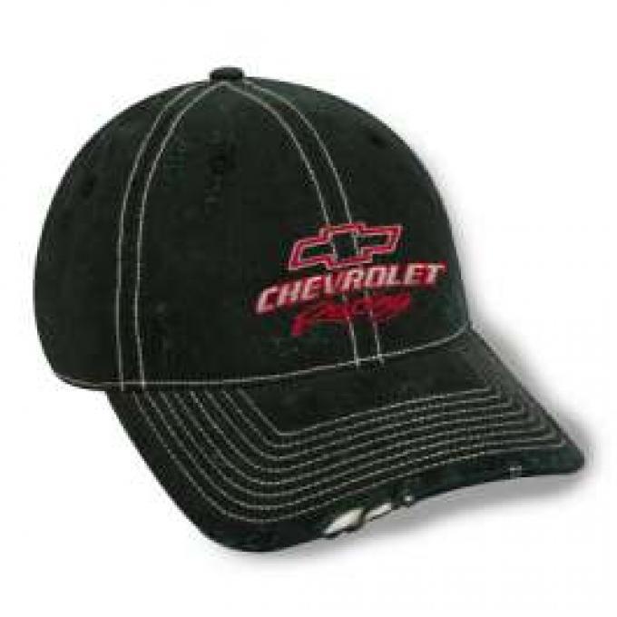 Chevy Racing Cap, Distressed